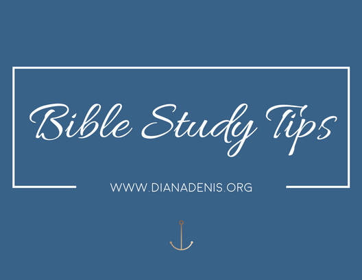 My Favorite Bible Study and Bible Journaling Tools
